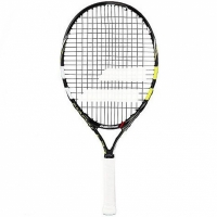 Rachete tenis Natural Babolat Nadal 23 negru galben RGrip 00 140132 copii