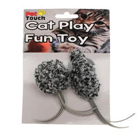 Winners 2 Piece Cat Play Toys