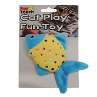 Winners Cat Fish Toy