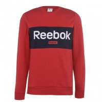 Reebok Logo Crew barbati