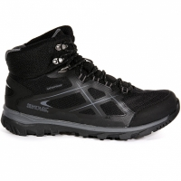 Regatta Kota Mid barbati Shoes negru RMF490 9V8