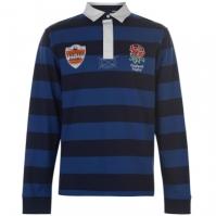RFU Bold cu dungi Jersey pentru Barbati