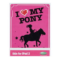 Robinsons Ipad 2 I Love My Pony Skin