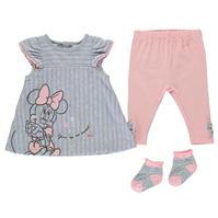 Rochie Disney 3 Piece pentru fete pentru Bebelusi