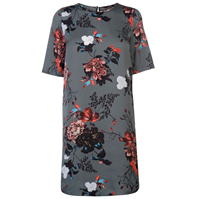 Rochie-camasa Only Riga AOP T