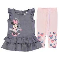 Rochie Disney 2 Piece Set pentru fete pentru Bebelusi