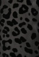 Rochie Helanca dantela cu model pentru Femei negru Urban Classics