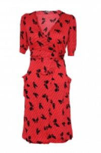 Rochie Love Label Red Trespass