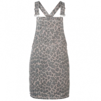 Rochie Only Amy Leopard Print