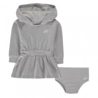 Rochie Set bebelusi Nike cu Maneca Lunga pentru fete