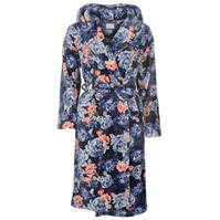 Rock and Rags Luxury Floral Robe