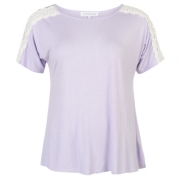Rock and Rags Trim Top