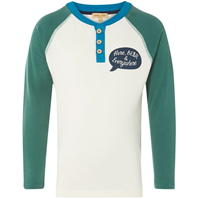 Rock and Wilde BEXLEY TS LS SPEECH BUBBLE