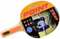 Paleta ping pong POINT TEAM cu A COVER Donic