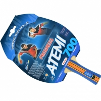 Paleta ping pong ATEMI 700 **** concave
