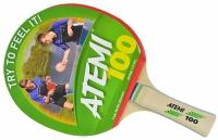 Paleta ping pong ATEMI 100 concave