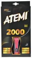 Paleta ping pong ATEMI 2000 anatomical