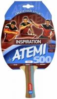 Paleta ping pong ATEMI 500 ** concave