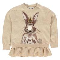 Rose and Wilde Bella Bunny Top pentru fete pentru Bebelusi