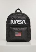 Rucsac NASA Puffer negru Mister Tee