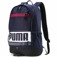 Rucsac Puma Deck bleumarin 074706 24