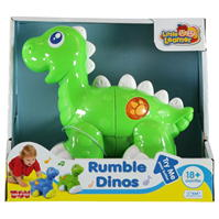 Happy Kid Rumble Dino