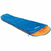 Sac de Dormit High Peak Boogie (170x70x45cm) L albastru portocaliu 23034