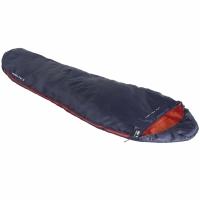 Sac de Dormit High Peak Lite Pak 800 (210x75x50cm) bleumarin portocaliu L-cu fermoar 23271