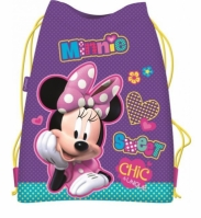 Saculet Fitness Disney Chic Minnie Mouse