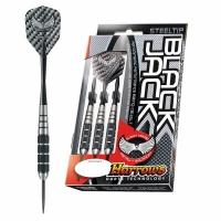 Sageata darts cu varf metalic Harrows negru JACK BLOUSES 22g