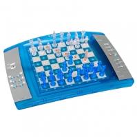 Sah Electronic Cu Efecte De Iluminare Chesslight