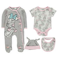 Salopeta Set Disney 4 Piece Babies