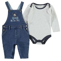 Salopeta Set bebelusi Disney Two Piece