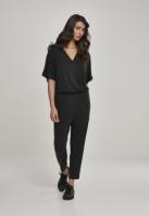 Salopeta Modal pentru Femei negru Urban Classics