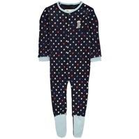 Salopeta pijama Anglia Cricket Cricket pentru Bebelusi