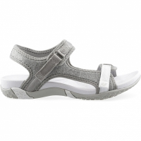 Sandale 4F H4L19 SAD001 27M Cool gri deschis Melange femei