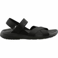 Sandale 4F H4L19 SAD002 20S negru intens femei