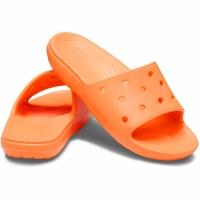 Sandale Crocs clasic Slide Apricot 206121 801 pentru femei