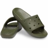 Sandale Crocs clasic Slide kaki 206121 309