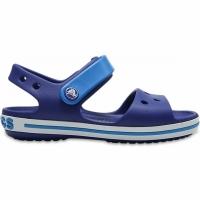 Sandale Crocs Crocband 12856 albastru 4BX pentru Copii