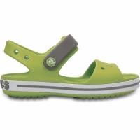 Sandale Crocs Crocband verde gri 12856 3K9 pentru Copii