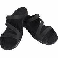 Sandale Crocs Swiftwater W negru 203998 060 barbati