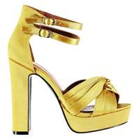Sandale Glamorous Satin Knot