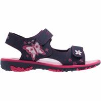 Sandale Kappa Blossom K Footwear bleumarin-roz 260593K 6722 copii pentru Copii
