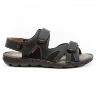 Sandale piele barbati Joma Sfaro 2001 negru