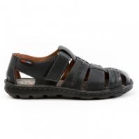 Sandale piele barbati Joma Soporto 2001 negru