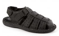 Sandale piele barbati Joma Spalma 701 negru