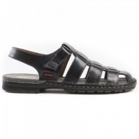 Sandale piele barbati Joma Spalma 901 negru
