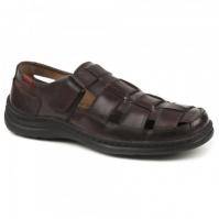 Sandale piele barbati Joma Stenerife 824 maro