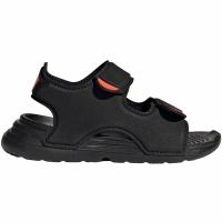 Sandale Sandale For Adidas Swim negru FY8064 pentru Copii
